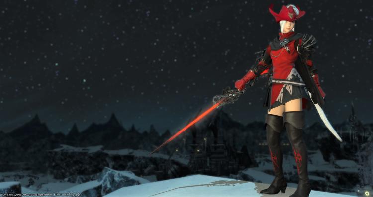 Glamour Spotlight: Red Mage #2 – Fashion Ninjutsu