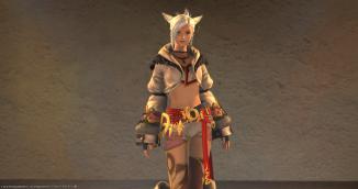 Nezha Lady's Togi
