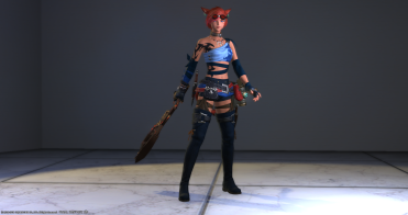 New Character & Glamour Spotlight: Machinist #7 – Fashion