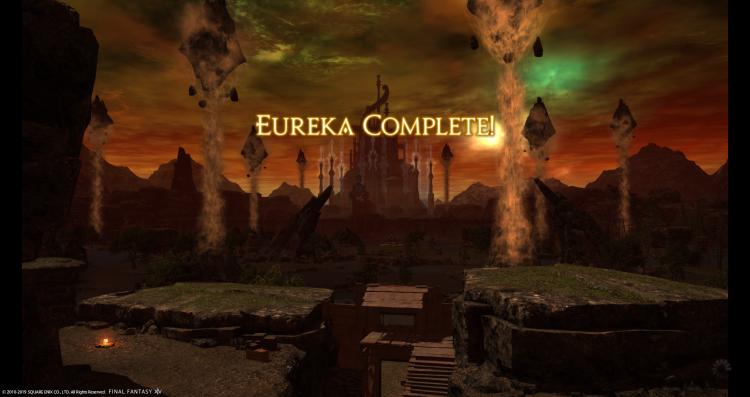 Eureka – Fashion Ninjutsu