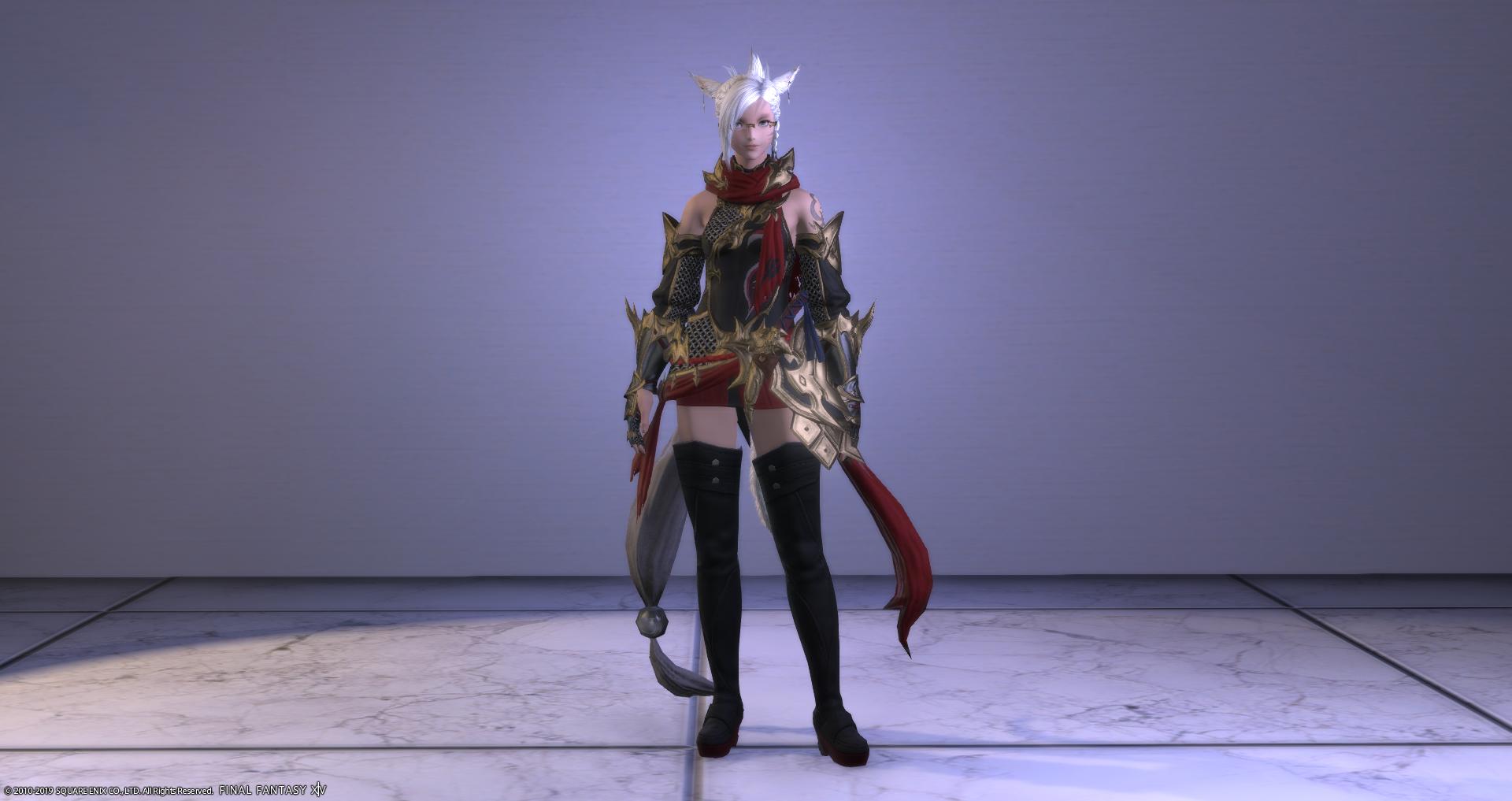 Glamour Spotlight: Ninja #14 | Alahra on Patreon