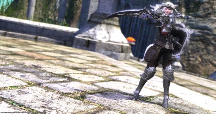 Warrior – Fashion Ninjutsu