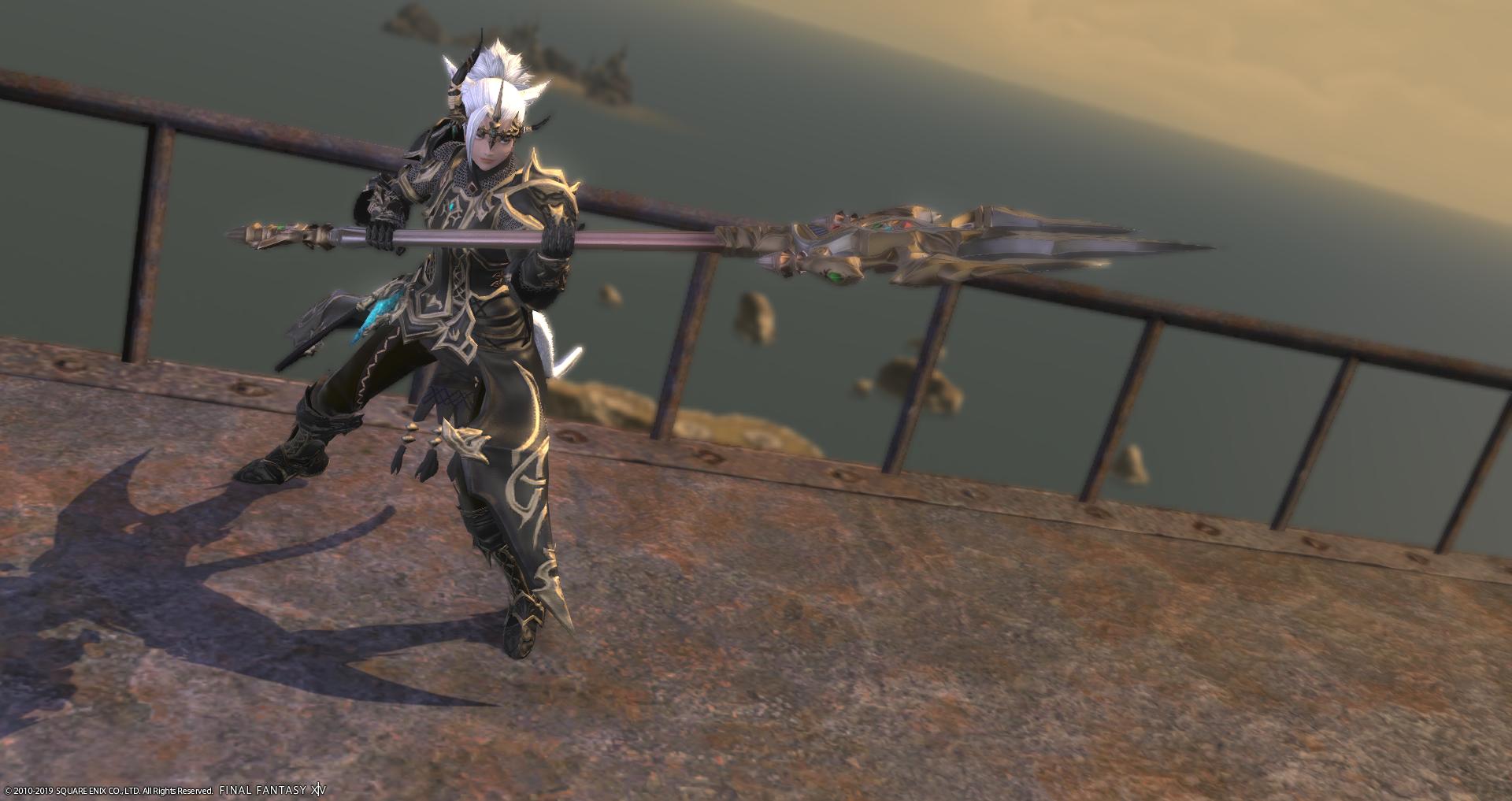 Final Fantasy Xiv Dragoon Armor